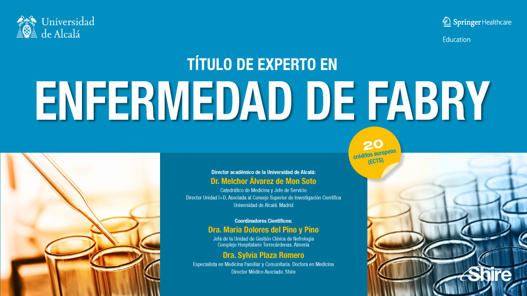 Banner Titulo Experto Fabry